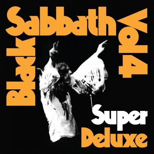 Black Sabbath - Vol. 4 [Super Deluxe Edition] (2021)