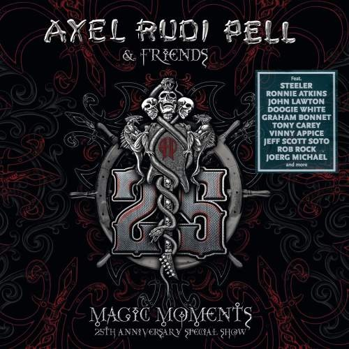 Axel Rudi Pell & Friends - Маgiс Моmеnts [3СD] (2015)