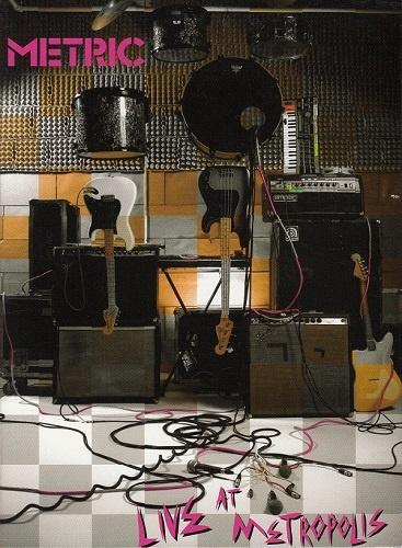 Metric - Live at Metropolis (2007)
