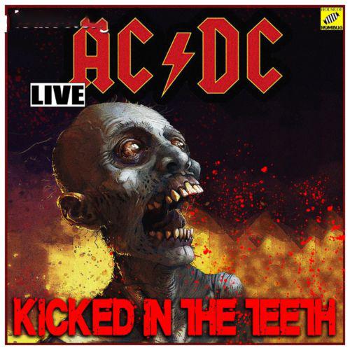 AC/DC - Kicked In The Teeth (2021, Box-Set 10 CD)