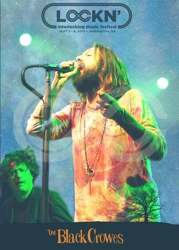 The Black Crowes - Lockn` Festival (2013)