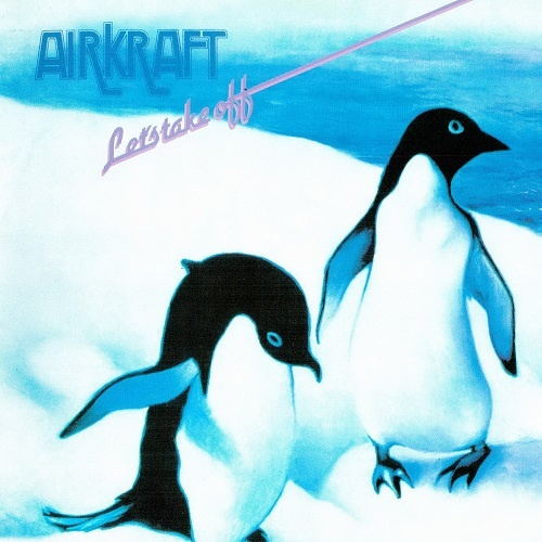 Airkraft - Let's Take Off (2020)