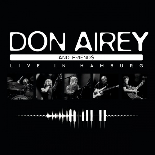DON AIREY (Deep Purple) - Live in Hamburg (2021)
