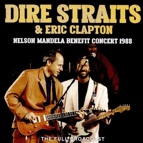 Dire Straits & Eric Clapton - Nelson Mandela Benefit Concert 1988