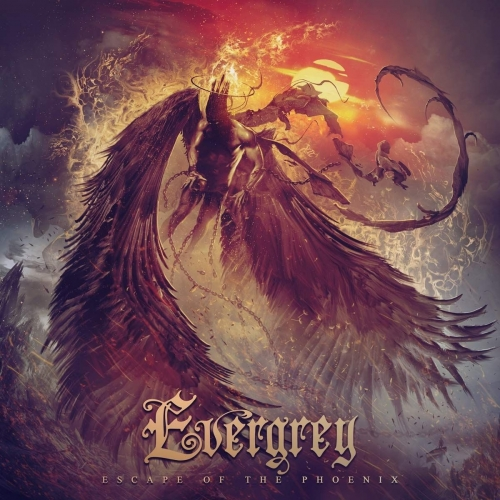 Evergrey - Escape of the Phoenix (2021)