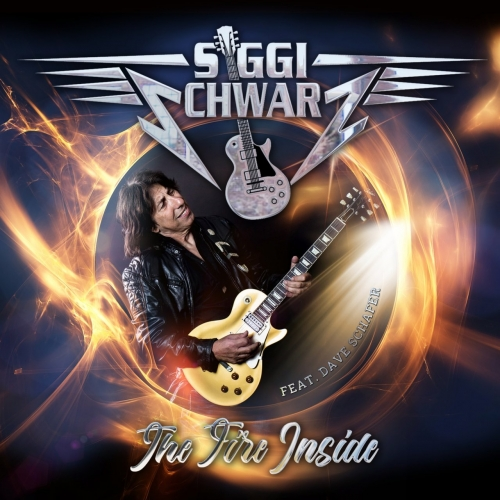 Siggi Schwarz - The Fire Inside (2021)