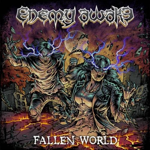 Enemy Awake - Fallen World (2021)