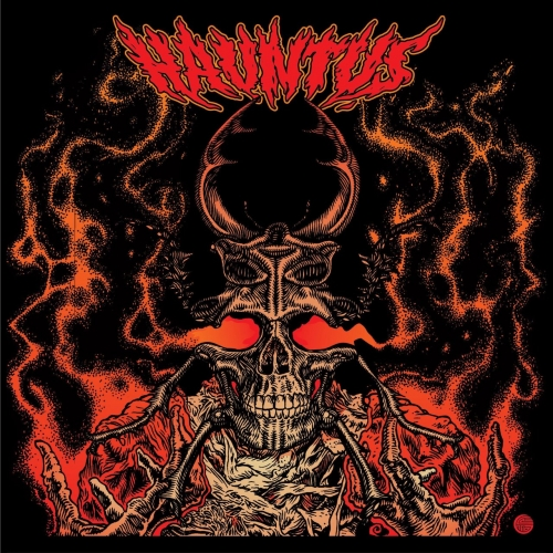 Hauntus - Hauntus (2021)