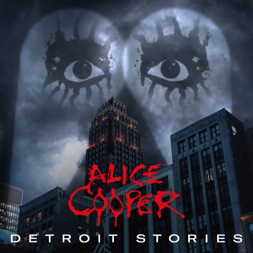 Alice Cooper - Detroit Stories (Limited Edition) (2021) + DVD