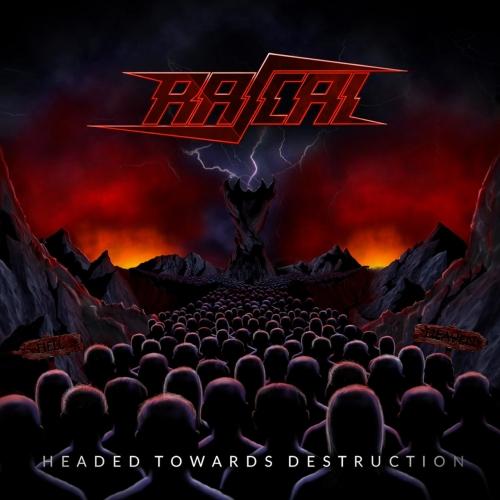 Rascal - Headed Toward Destruction (EP) (2021)