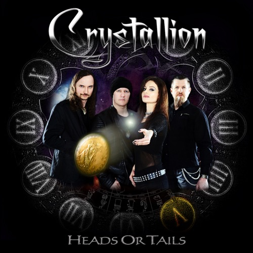 Crystallion - Heads or Tails (2021)