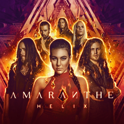 Amaranthe - HELIX (2021 Version)