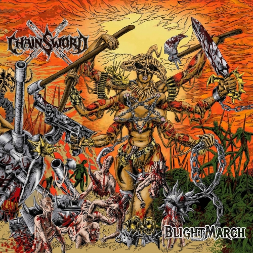 Chainsword - Blightmarch (2021)