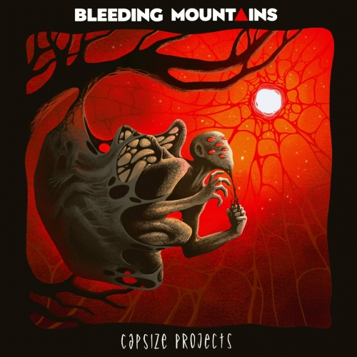 Bleeding Mountains - Capsize Projects (EP) (2021)