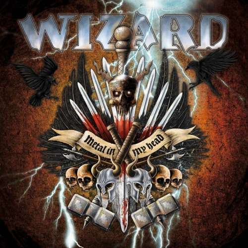 Wizard - Metal in My Head (2021)