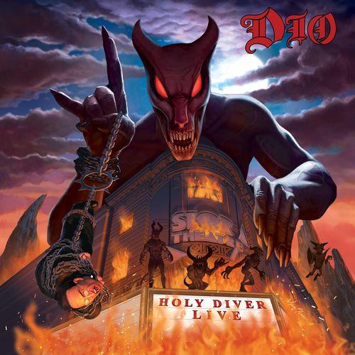 Dio - Holy Diver: Live (2021)