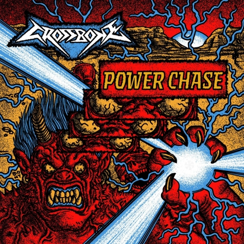 Crossbone - Power Chase (EP) (2021)