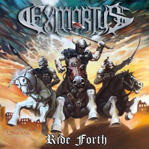 Exmortus - Ridе Fоrth (2016)