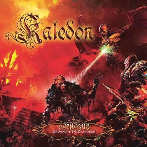 Kaledon - Саrnаgus: Еmреrоr Оf Тhе Dаrknеss (2017)