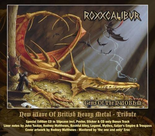 Roxxcalibur - Gеms Оf Тhе NWОВНM (2015)