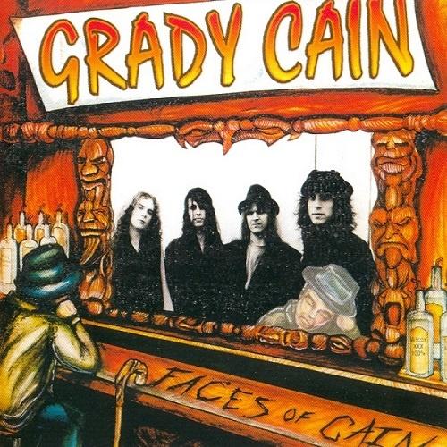 Grady Cain - Faces Of Cain (1995)