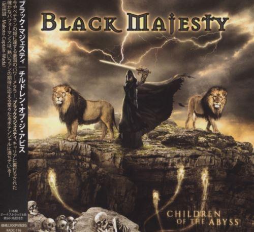Black Majesty - Сhildrеn Оf Тhе Аbуss [Jараnеsе Еditiоn] (2018) [2019]