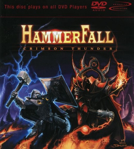 HammerFall - Crimson Thunder [DVD-Audio] (2002)