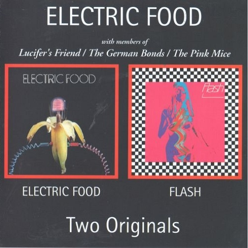 Electric Food - Electric Food & Flash (1970-1971)