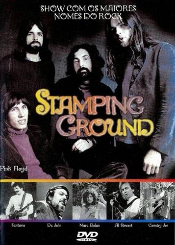 VA - Stamping Ground - Holland Pop Festival (1970)