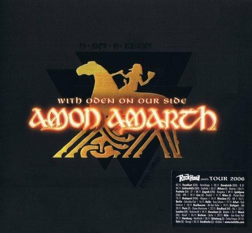 Amon Amarth - With Оdеn Оn Оur Sidе [2СD] (2006)