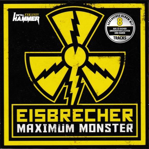 Eisbrecher - Maximum Monster (Metal Hammer Exklusiv) (2021)
