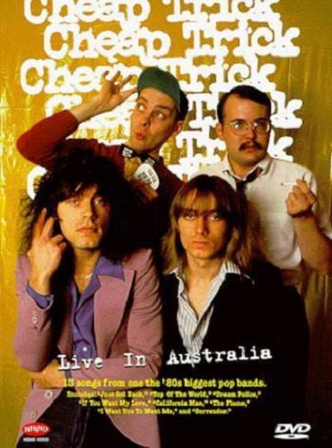 Cheap Trick - Live in Australia 1988