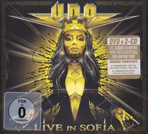 U.D.O. - Livе In Sоfiа [2СD+DVD9] (2012)
