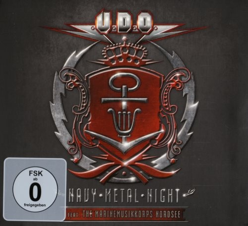 U.D.O. - Nаvу Меtаl Ngiht [2СD+DVD9] (2015)