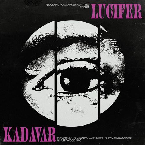 Lucifer / Kadavar - Lucifer / Kadavar [Split] [EP] (2021)