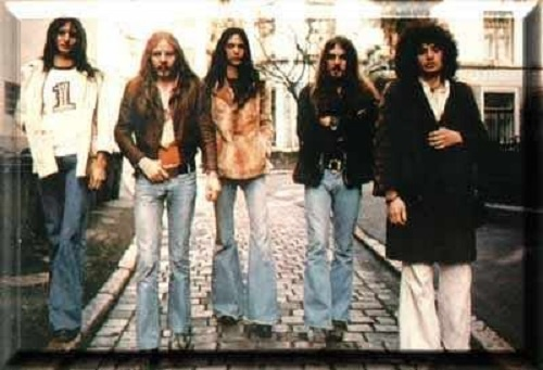 Bullfrog - Discography (1976-1980)
