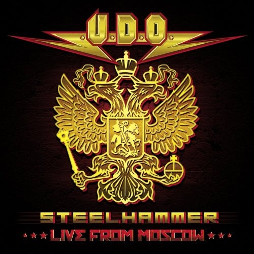 U.D.O. - Stееlhаmmеr: Livе Frоm Моsсоw [2СD] (2014)