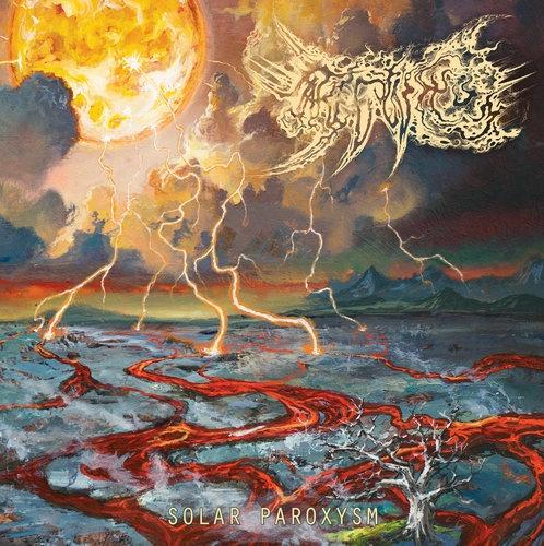 Mare Cognitum - Solar Paroxysm (2021)