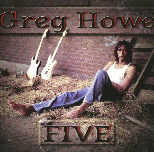 Greg Howe - Five (1996)