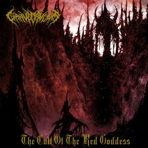 Gravedancer - Cult Of The Red Goddess (2021)