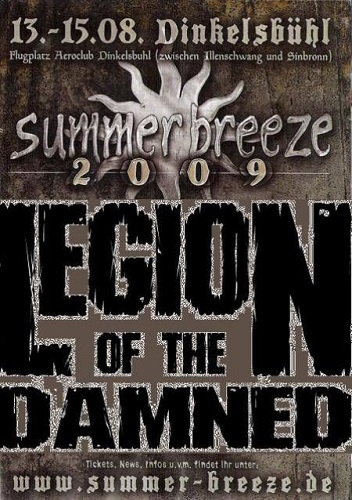 Legion Of The Damned - Live at Summer Breeze Open Air 2009