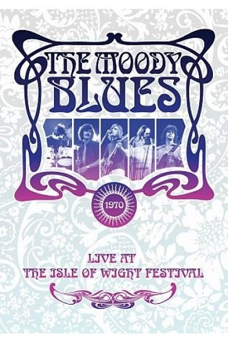 The Moody Blues - Live At The Isle Of Wight Festival 1970 (2009)