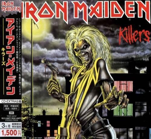 Iron Maiden - Кillеrs [Jараnеsе Еditiоn] (1981) [2006]