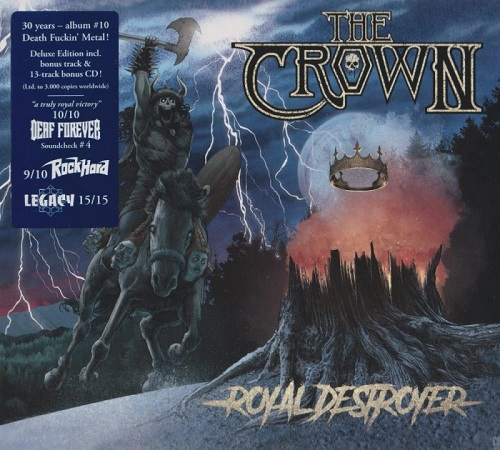 The Crown - Royal Destroyer (Limited Edition) (2021)