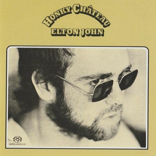 Elton John - Honky Chateau [SACD] (2004)