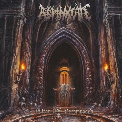 Asphyxiate - Altar Of Decomposed (2021)