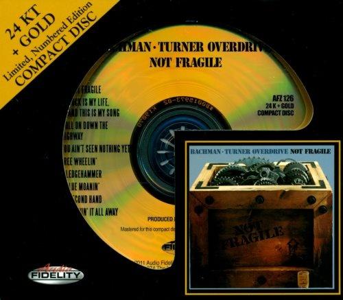 Bachman-Turner Overdrive [BTO] - Nоt Frаgilе [1974] (2011)