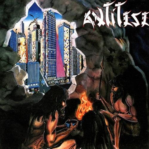 Antitese - Antitese [Reissue 2020] (1989)