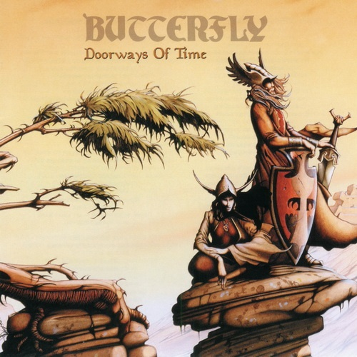 Butterfly - Doorways of Time (Limited Edition) (2021)