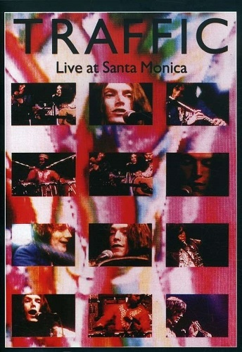 Traffic - Live in Santa Monica 1972 (2008)